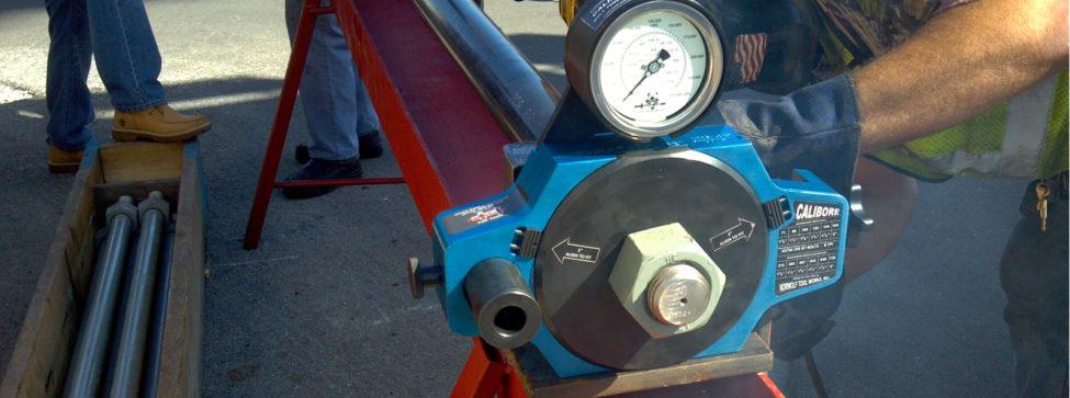 Calibore bolt tester